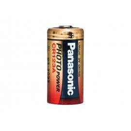 Bateria litowa Panasonic CR123, 3V, 1 szt.