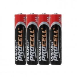 Baterie alkaliczne AAA Duracell Procell, 4szt.box