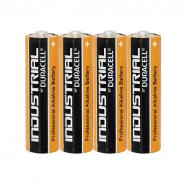Baterie alkaliczne AA Duracell Industrial 4szt box