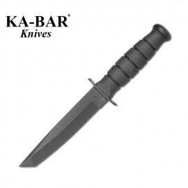 Nóż KA-BAR 1254 SHORT TANTO BLACK