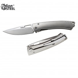 Nóż Lion Steel TS1 GS Ti Spine
