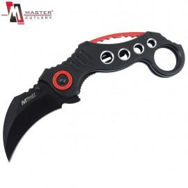 Nóż Master Cutlery M-Tech Karambit MT-529BK