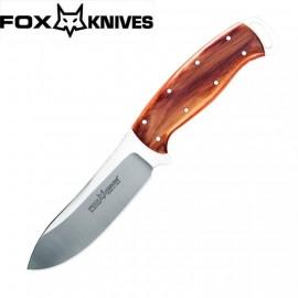 Nóż Fox Cutlery 445TU Persian Hunter Tulip Wood