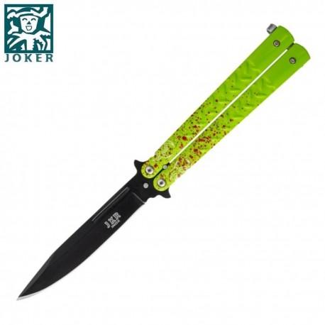 Nóż Joker JKR 451 Zombie Green
