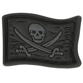 Naszywka Maxpedition Jolly Roger mini wer. Stealth