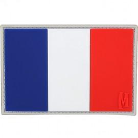 Naszywka Maxpedition flaga Francji wer.full color