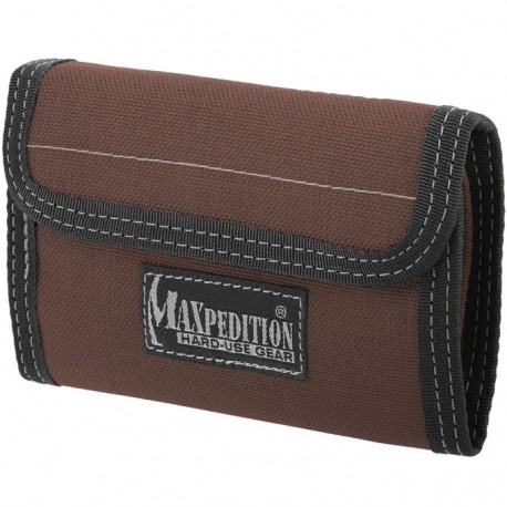 Portfel Maxpedition 0229 BR Spartan Brązowy