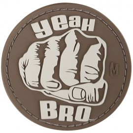 "Naszywka Maxpedition ""Bro Fist"" wer. ARID"