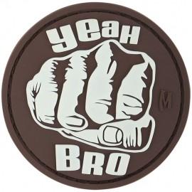 """Naszywka Maxpedition """"Bro Fist"""" wer. GLOW"""