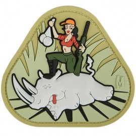 Naszywka Maxpedition Safari Sheryl wer. ARID