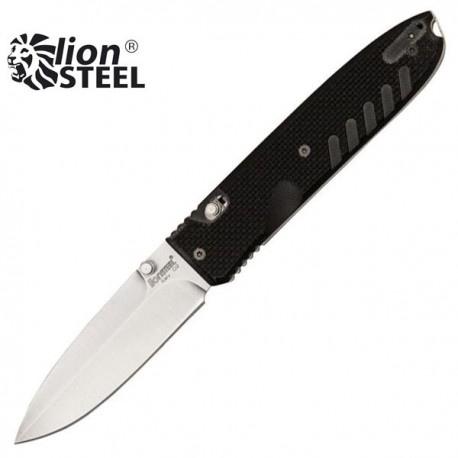 Nóż Lion Steel Daghetta 8700 G10