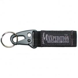 Brelok Keyper Maxpedition 1703B CZARNY