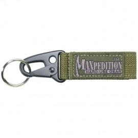 Brelok Keyper Maxpedition 1703G ZIELONY