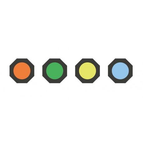 Zestaw filtrów do latarek Led Lenser