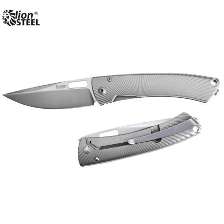 Nóż Lion Steel TS1 GM Ti Spine