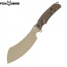 Nóż Fox Cutlery FKMD Panabas FX-509 CT Coyote