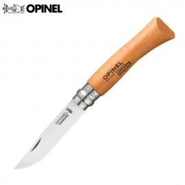 Nóż Opinel Carbon 7 Buk