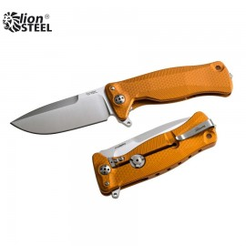 Nóż Lion Steel SR-11 Aluminum Orange SR11A OS