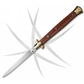Nóż AKC Stiletto 33 cm - Drewno Palisander