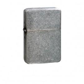 Zapalniczka benzynowa TASMAN antique silver