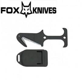 Nóż Fox Cutlery FKMD Emergency tool R.T. 2 Black FX-640/22 B