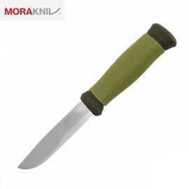 Nóż Mora Outdoor 2000 Olive Stal nierdzewna