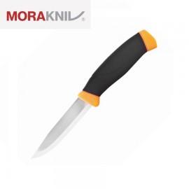 Nóż Mora Companion F Orange Stal nierdzewna