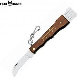 Nóż Fox Cutlery na grzyby 405 Palisander Wood
