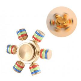 Fidget Spinner EMBE Mosiężny