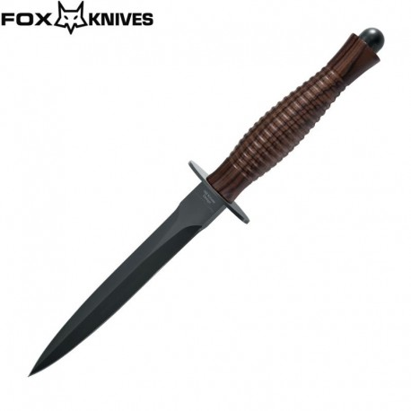 Nóż Fox Cutlery Fairbairn Sykes Fighting Knife Design by Hill Knives FX-592 W