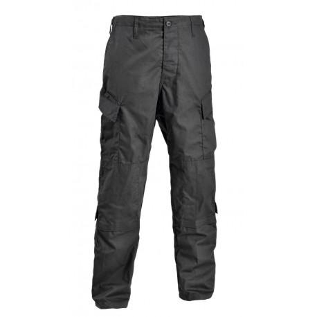 Spodnie Defcon 5 BDU Ripstop Czarne D5-1600 B