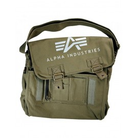 Torba na ramię Alpha Industries Big Canvas Utility Bag Olive