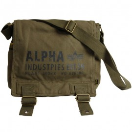 Torba na ramię Alpha Industries Cargo Canvas Utility Bag