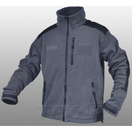 Bluza polarowa ECWCS II Szara Texar