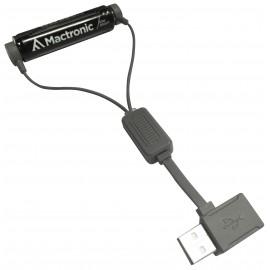 Ładowarka magnetyczna USB Mactronic z funkcją power bank