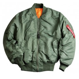 Kurtka Alpha Industries MA-1 01 Sage Green