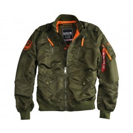Kurtka Alpha Industries Falcon II 257 dark green