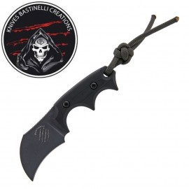 Nóż Bastinelli Creation BB Drago Champi PVD