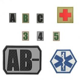 Identyfikacyjne, Medyczne, Grupy Krwi