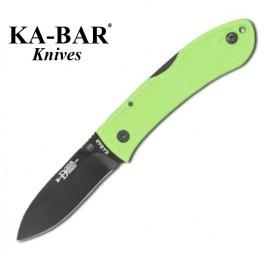 Nóż KA-BAR 4062 ZG Zombie Green