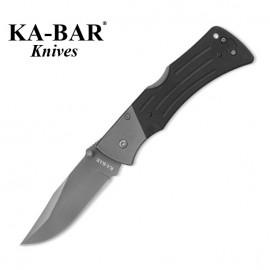 Nóż KA-BAR 3062 G10 MULE Plain Edge