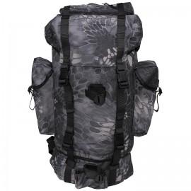 Plecak MFH Wojskowy BW 65L - Snake Black (30253N)