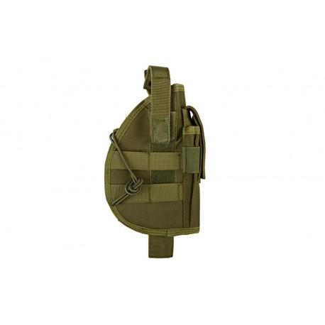 Kabura uniwersalna z ładownicą na magazynek - oliwkowy (GFT-29-007444)