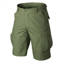 Szorty Helikon BDU Cotton Ripstop Olive Green SP-BDK-CR-02