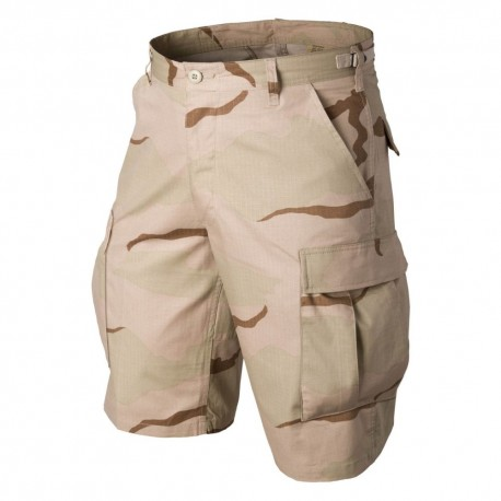 Szorty Helikon BDU Cotton Ripstop US Desert SP-BDK-CR-05