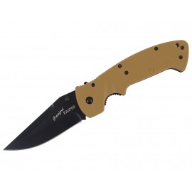Nóż CRKT Crawford Kasper Desert Tan/Black (CR6773DB)
