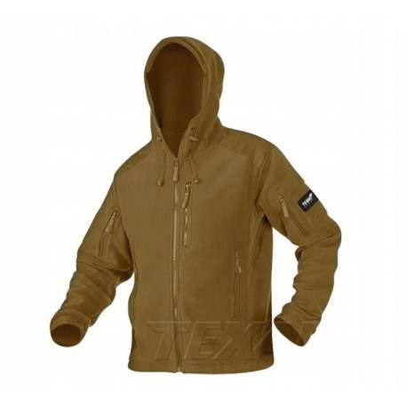Bluza Polarowa Husky Coyote Texar (03-FLHU-CO)