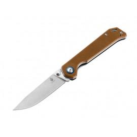 Nóż Kizer Begleiter V4458A4 brązowy