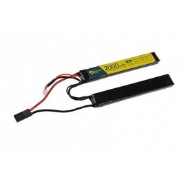 Akumulator LiPo 7,4V 2000mAh 15/30C - 2 modułowy (ELR-06-008301)