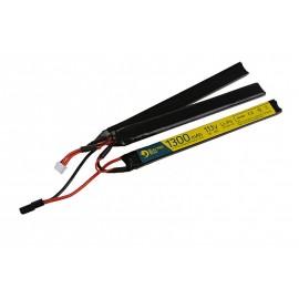 Akumulator LiPo 11,1V 1300mAh 3-modułowy 25/50C (ELR-06-008316)